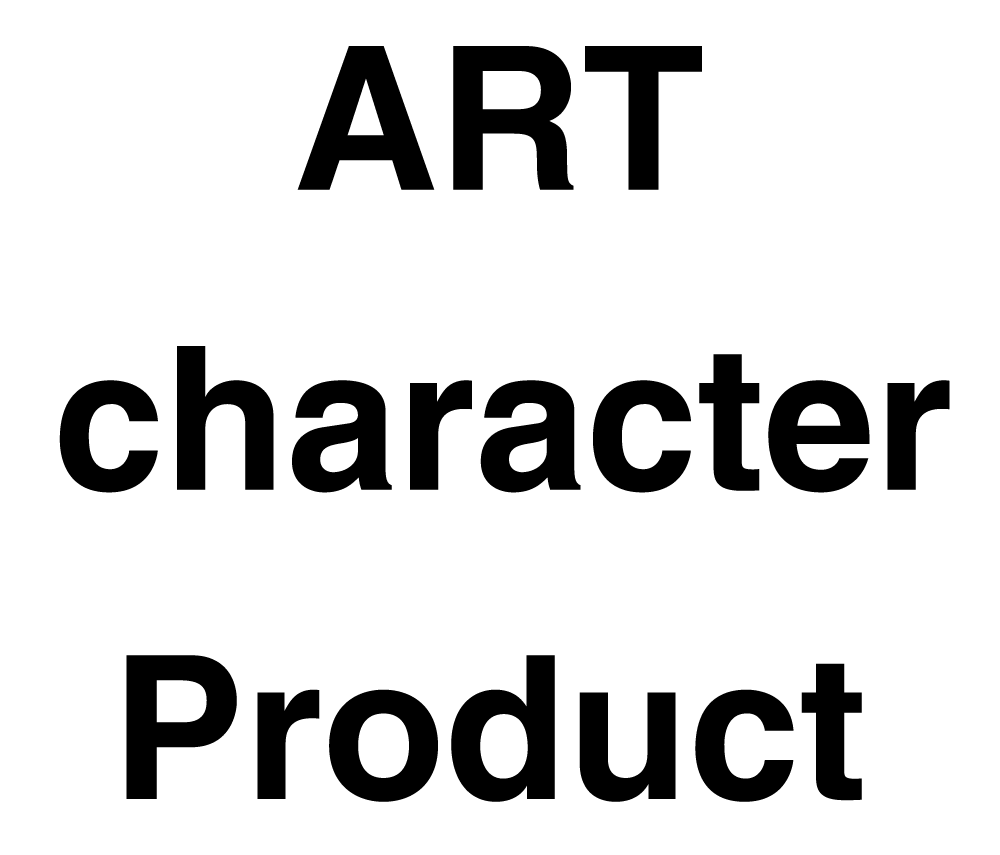 ART Character Product